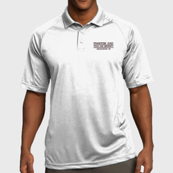 Phantom Dad Dri-Mesh Polo