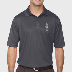 Phantom Dad Performance Polo