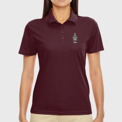 Phantom Mom Performance Polo