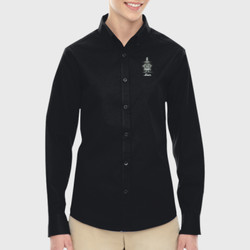 Phantom Mom LS Twill Shirt
